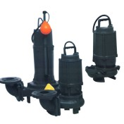 DVS – Submersible Semi Vortex Pump | submersible pump