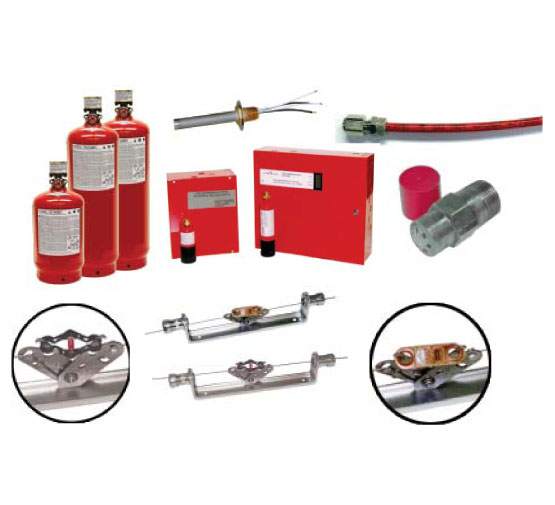 Industrial Fire Suppression Systems