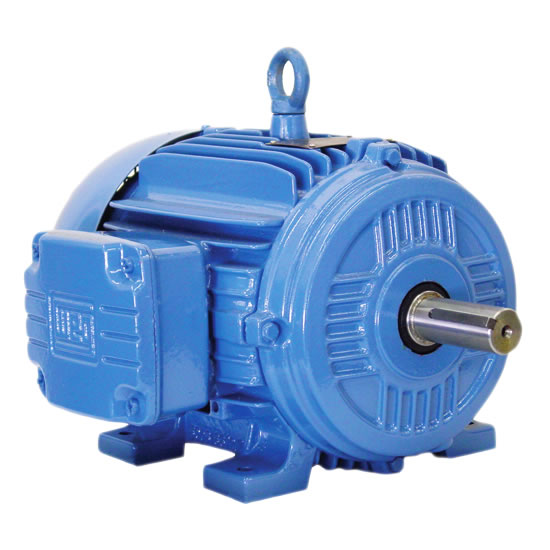 Tefc Nema Premium Efficiency Motors Pt Indobara Bahana